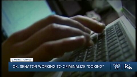 State senator hopes to ban 'doxing' of law enforcement officers