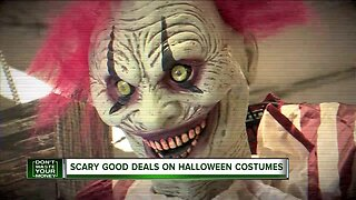 Don't Waste Your Money: Scary good deals on Halloween costumes