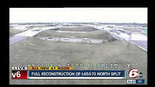 What is the future of Indianapolis' North Split?
