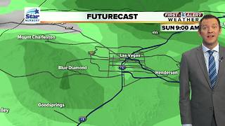 13 First Alert Las Vegas Weather for March 9 Morning - Video