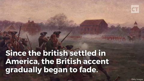 There's 1 US Area Left That Has Kept Its Original British Accent