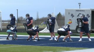 Pirates prepare for spring football