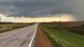 Dark Clouds Seen in Scott County as Minnesota Blasted by Storms - Video