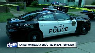Fatal shooting in East Buffalo update - Video