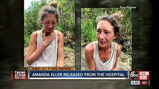 Maui hiker found alive released from hospital