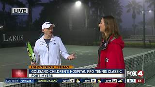 Madisen's Match celebrates 10 years raising money for Cancer treatment charities - 7am live report - Video