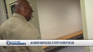 Former Cuyahoga County Jail Warden Eric Ivey pleads guilty to obstruction and falsification