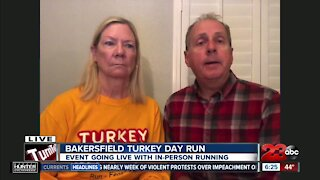 3rd Annual Bakersfield Turkey Day Run happening this Thanksgiving