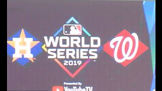 World Series watch party at Ballpark of the Palm Beaches