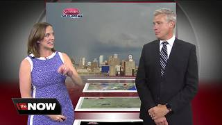 Geeking Out: Rainbow forecast - Video
