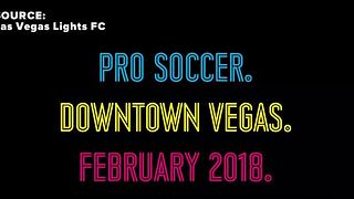 Tickets on sale for Lights FC soccer games - Video