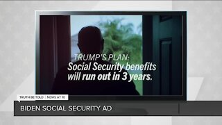 Truth be Told: Biden's Social Security advertisement