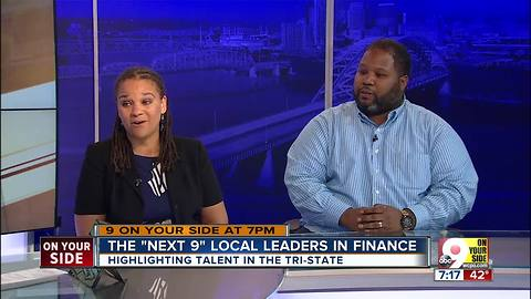 'Next 9' local leaders in finance