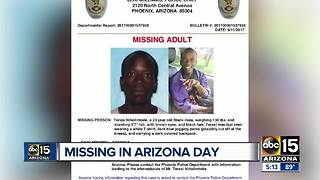 Annual Missing in Arizona Day set for October 21 - Video