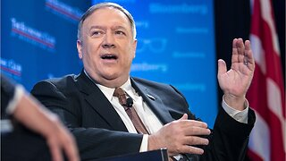 Pompeo criticized China after meeting with their top diplomat