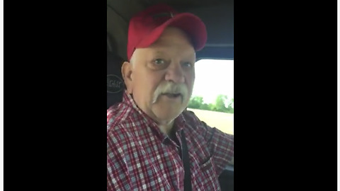 Truck Driver With Cancer Sings Powerful Uplifting Song