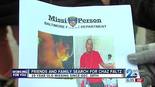 Friends and Family Search For Chaz Faltz