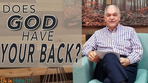 Does God Have Your Back? - Pastor Benny Parish