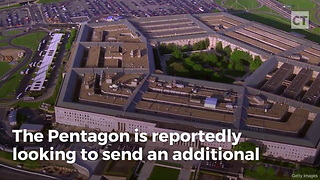 """Pentagon Focuses on Middle East """"Spring Cleaning"""" - Video"""