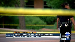 Shooting in Aurora leaves 1 person dead and 3 others injured - Video