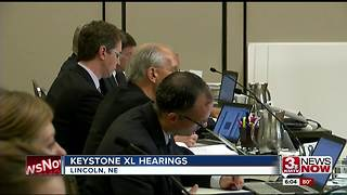 PSC holds first official hearing on Keystone XL pipeline 6pm - Video