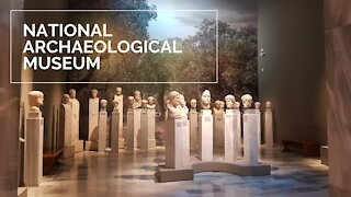 ATHENS: Episode 7 - National Archaeological Museum