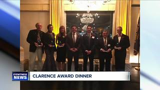Clarence Chamber of Commerce Award Dinner - Video