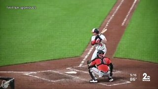 Orioles' Rutschman: 'There's definitely adrenaline going on right now.'