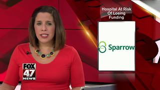 Sparrow Carson could lose Medicare program - Video