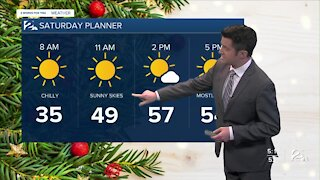 Friday Night Weathercast