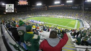 Packers fans excited ahead of Championship game at Lambeau Field