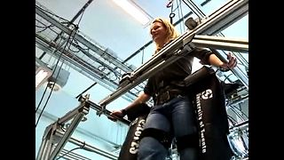 Exoskeleton Legs - Video