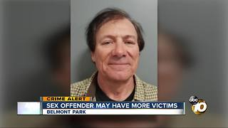 Sex offender may have more victims - Video