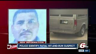 Indy police ID suspect in fatal hit-and-run crash - Video