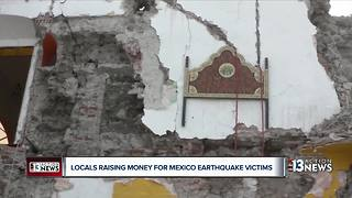 Las Vegas-based ministry collecting donations for Mexico - Video