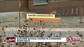 Elkhorn school district to address bond proposal Monday - Video