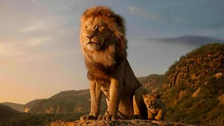 The Lion King TV Spot Reveals First Nala Dialogue