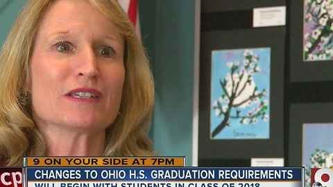 New graduation requirements tied to tests worry Ohio schools