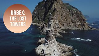 The world's most beautiful abandoned towers - Video