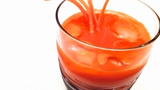 How to make carrot juice in 1 minute - Video