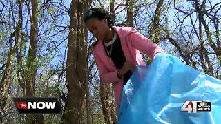 SE High School Students combat trash - Video
