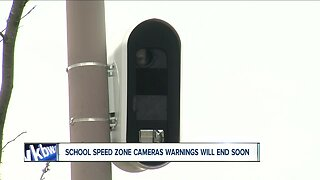 Buffalo drivers need to be aware of school speed zone cameras