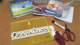 Sensory Visual Perception Writing Activity  - Video