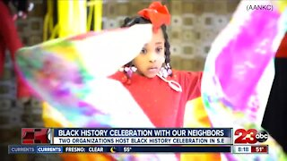 'Black History Celebration with our Neighbors' event takes place in S.E.