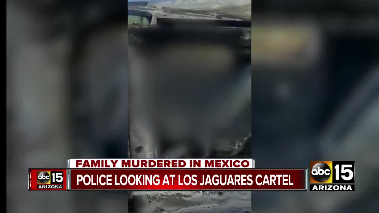 Arrest made in connection with American family killed in Mexico