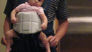 This Is What Happens When You Leave A Dad With A Baby - Video