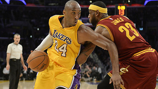 Kobe vs LeBron CLUTCH Moments - Video