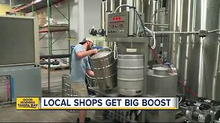 Shop local! It's good for your neighborhood small business owners - Video