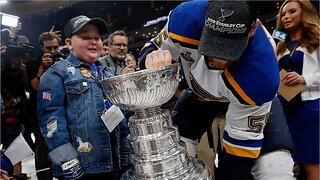 Blues win their first Stanley Cup