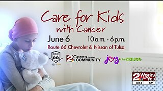 2 Cares For The Community: Toy Drive For Children With Cancer